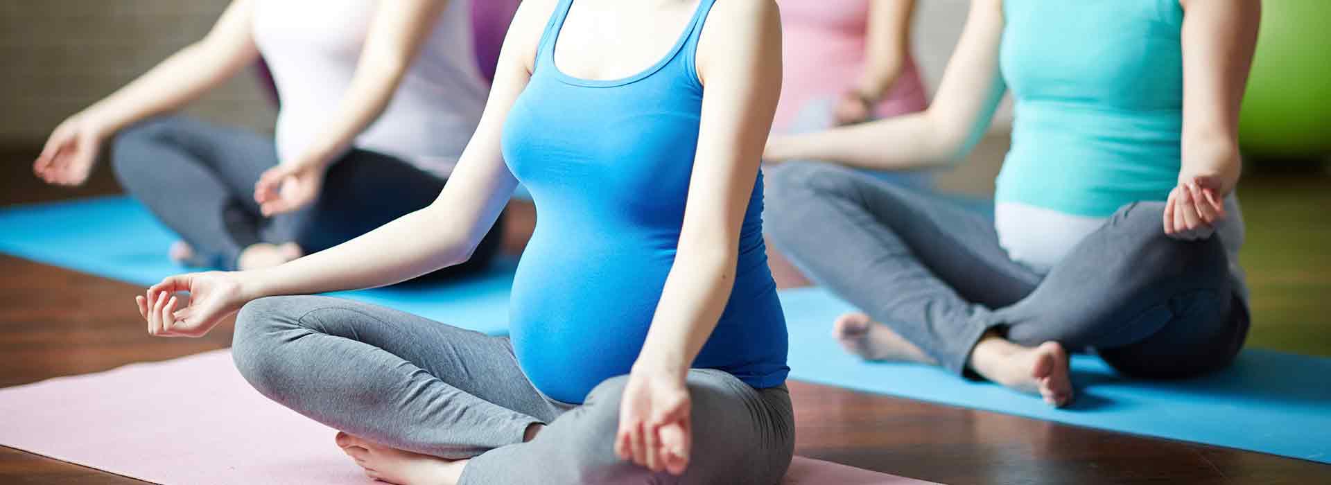 Clases de pilates para embarazadas pre y prosparto