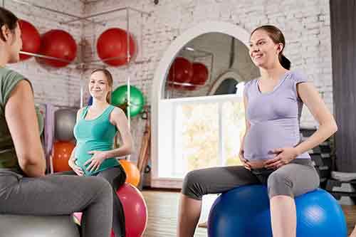 Embarazadas y postparto