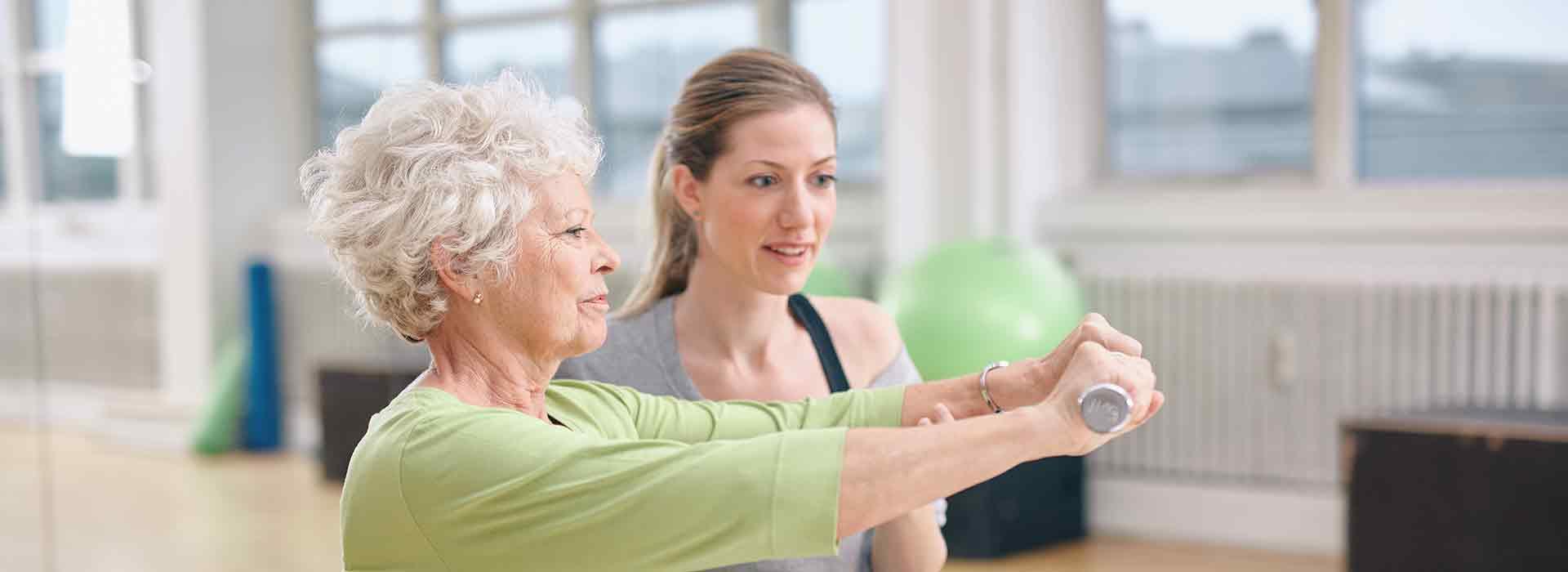 Clases de pilates para mayores