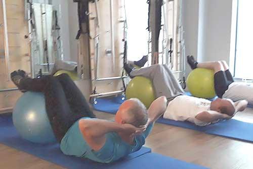 Pilates máquinas y máquinas springboard